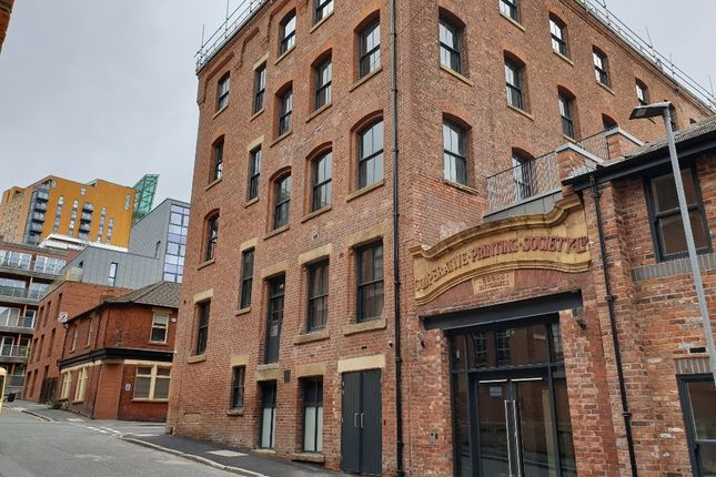 2 bed flat to rent in New Mount Street, Manchester M4