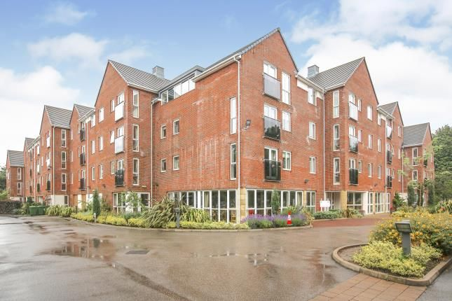 Thumbnail Flat for sale in Dutton Court, Station Approach, Cheadle, Greater Manchester