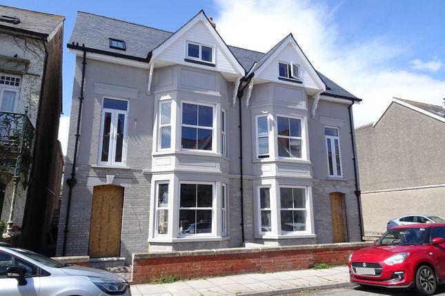 Thumbnail Semi-detached house for sale in Esplanade Mews, Esplanade Avenue, Porthcawl