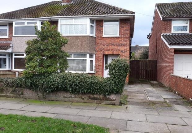 Thumbnail Semi-detached house to rent in Coronation Road, Lydiate, Liverpool