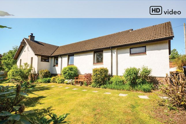 Thumbnail Detached bungalow for sale in Kennedy Drive, Helensburgh