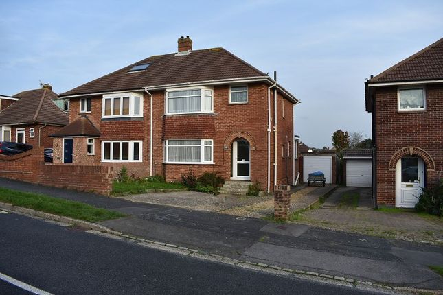 Thumbnail Property to rent in Dore Avenue, Portchester