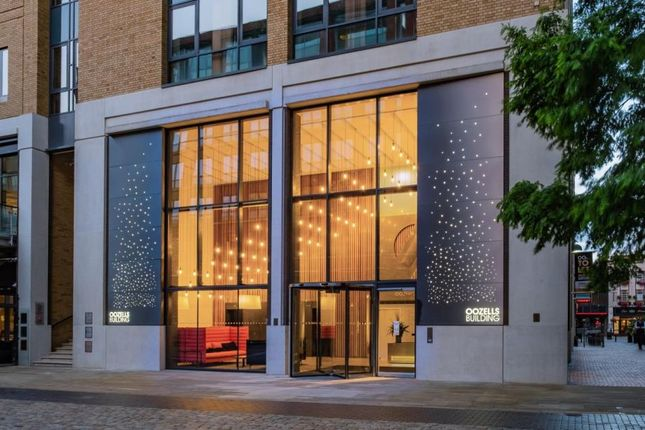 Thumbnail Office to let in Oozells Building, 9 Brindleyplace, Birmingham