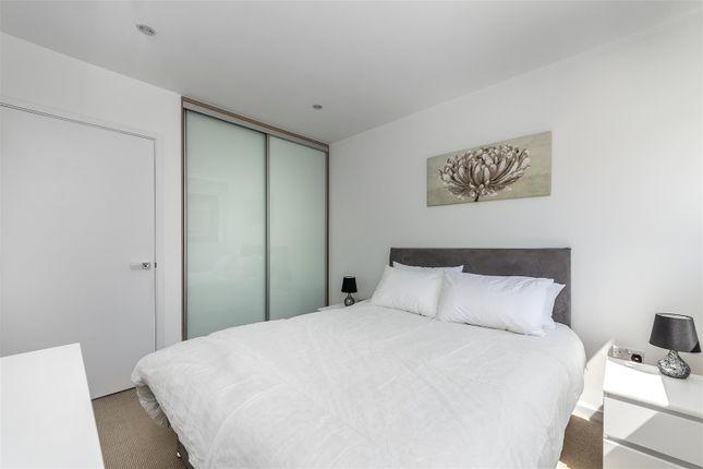 Bedroom of Rosler Building, Ewer Street, London Bridge, London SE1