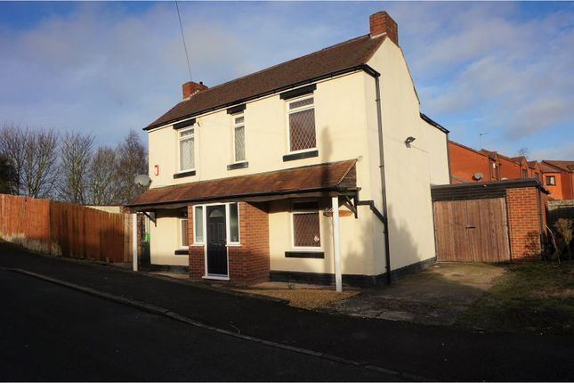Thumbnail Detached house for sale in Queen Street, Walsall Wood