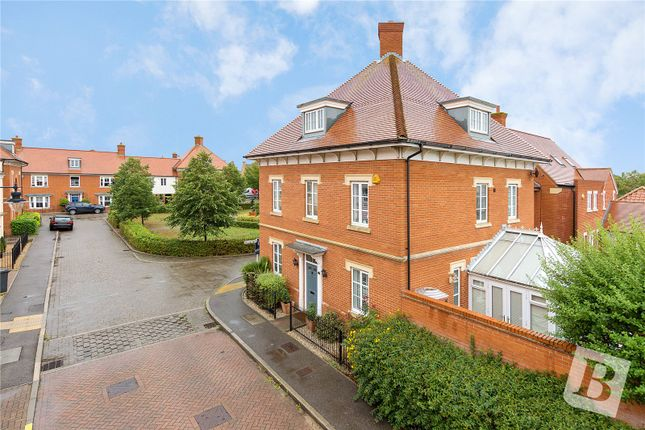 Thumbnail Detached house for sale in Arlington Square, South Woodham Ferrers, Chelmsford, Essex