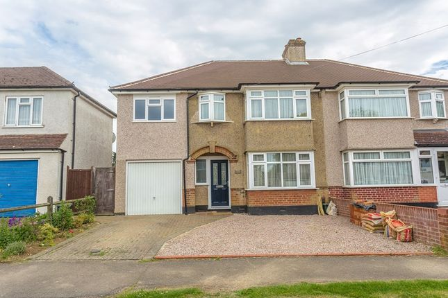 Thumbnail Semi-detached house for sale in Verdayne Gardens, Warlingham
