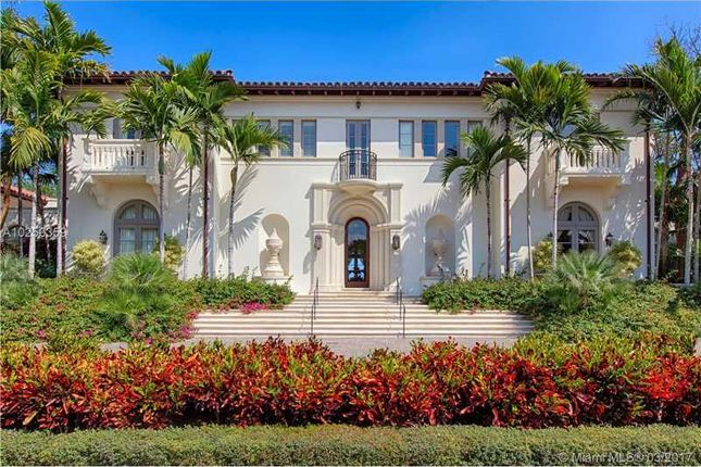 Thumbnail Property for sale in 8901 Arvida Ln, Coral Gables, Florida, United States Of America