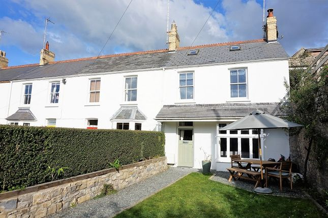 Thumbnail End terrace house for sale in College Terrace, Llantwit Major
