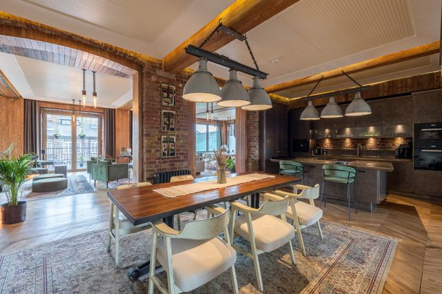 Thumbnail Town house to rent in Belmont Street, London