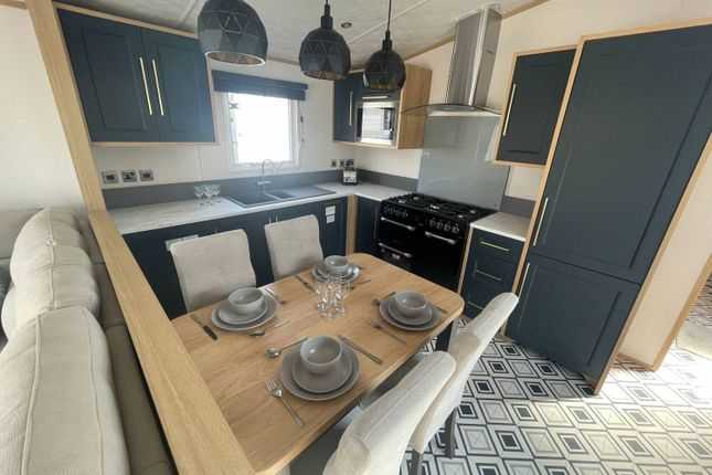 Thumbnail Mobile/park home for sale in Ardrossan