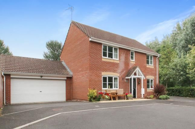 Thumbnail Detached house for sale in Severn Drive, Taunton