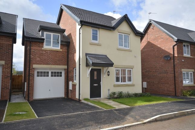 Thumbnail Detached house to rent in Croft Road, Helsby, Frodsham