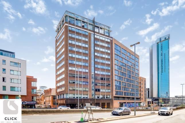 1 bed flat for sale in West Two, 20 Suffolk Street Queensway, Birmingham B1