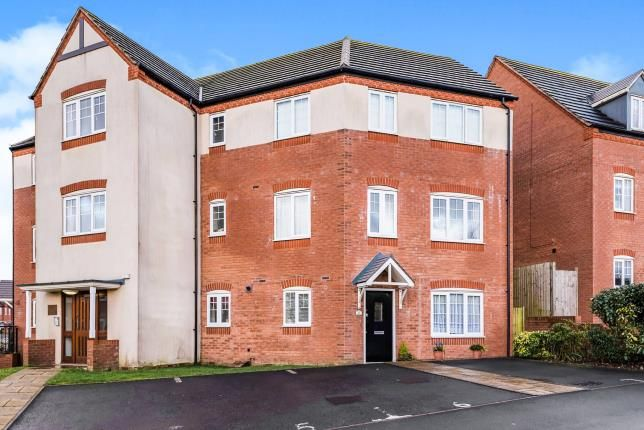 Thumbnail Flat for sale in Bartley Crescent, Northfield, Birmingham, West Midlands
