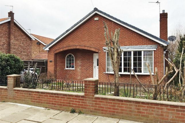 Thumbnail Detached bungalow to rent in Fifth Avenue, York