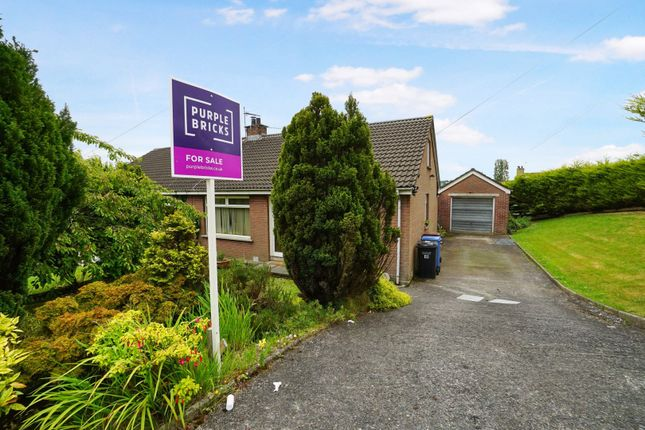 Thumbnail Bungalow for sale in Glenmount Drive, Newtownards
