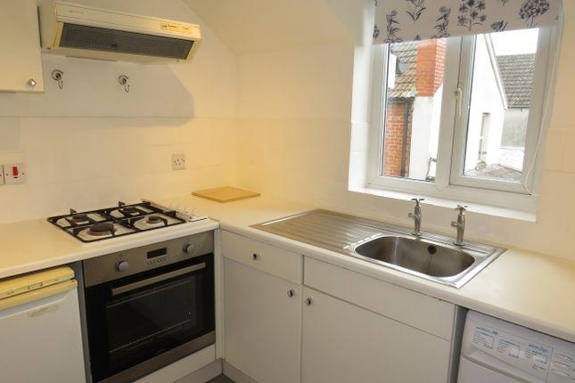 Thumbnail Flat to rent in London Road, Chippenham