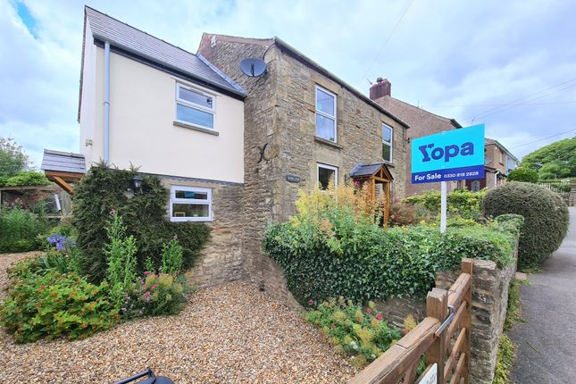 Thumbnail Detached house for sale in Palmers Flat, Coalway, Coleford