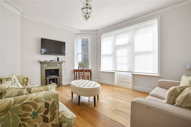 Living Room of Cornwall Mansions, Cremorne Road, London SW10
