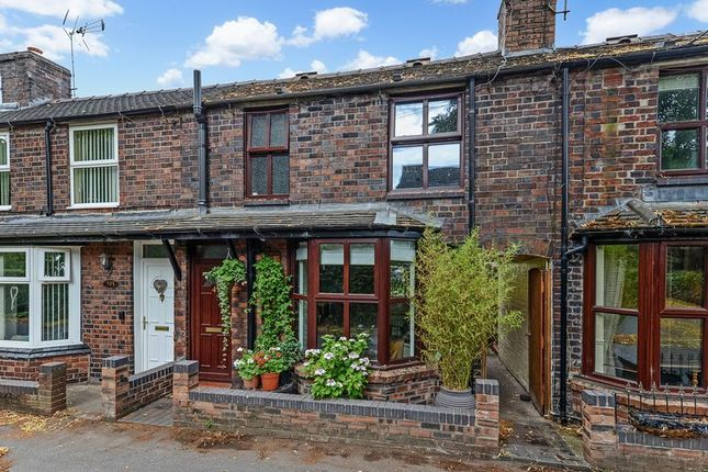Thumbnail Terraced house for sale in Vicarage Lane, Madeley, Crewe