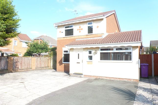 Thumbnail Detached house for sale in Knowle Close, Liverpool, Merseyside