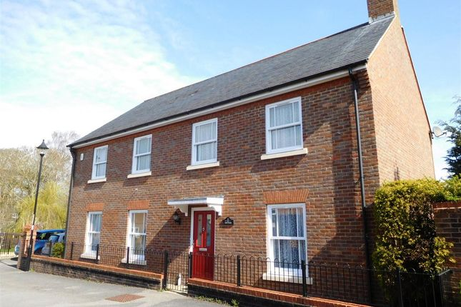 Thumbnail Detached house for sale in Ashbrook Walk, Lytchett Minster, Poole