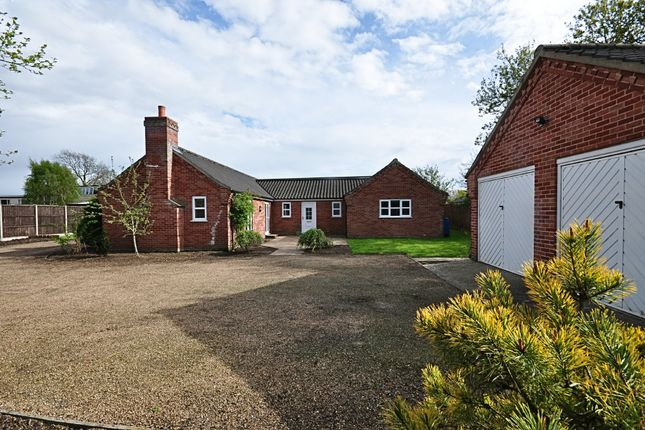 Thumbnail Detached bungalow for sale in The Street, North Lopham, Diss
