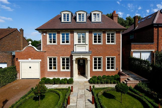 Thumbnail Detached house for sale in Lambourne Avenue, Wimbledon