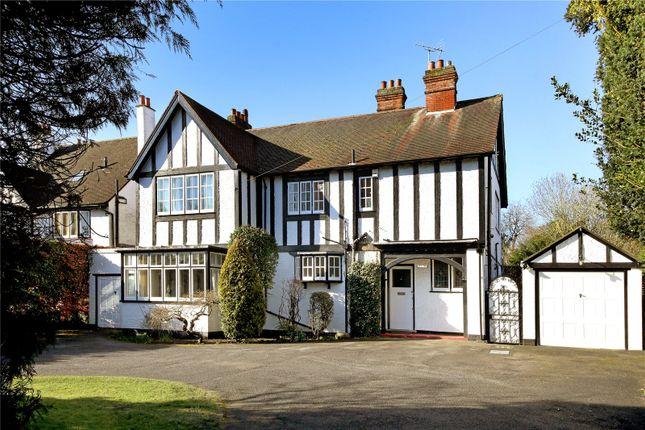 Thumbnail Detached house for sale in Packhorse Road, Gerrards Cross, Buckinghamshire