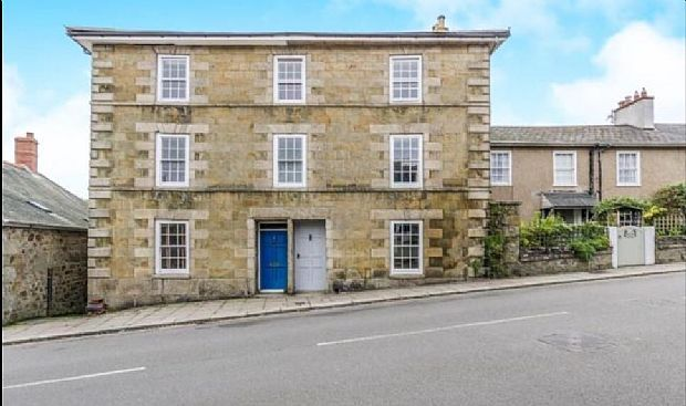 Thumbnail Semi-detached house for sale in Monument Road, Helston, Cornwall