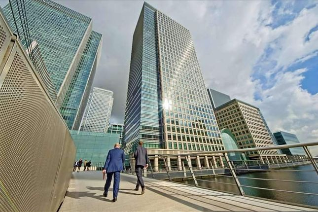 Thumbnail Office to let in Bank Street, London