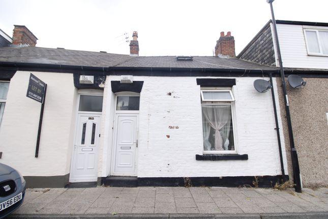 2 bed terraced house for sale in Noble Street, Sunderland SR2