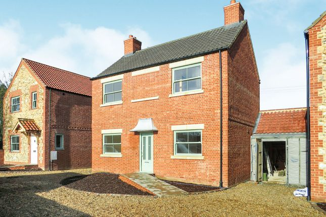 Thumbnail Link-detached house for sale in Field View, Bintree, Dereham