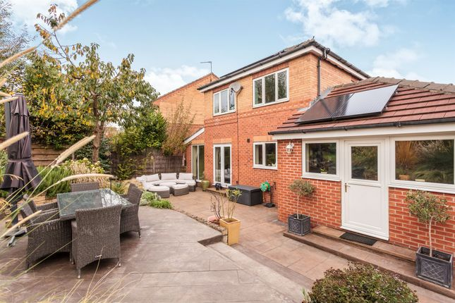 Thumbnail Detached house for sale in Bittern Rise, Morley, Leeds