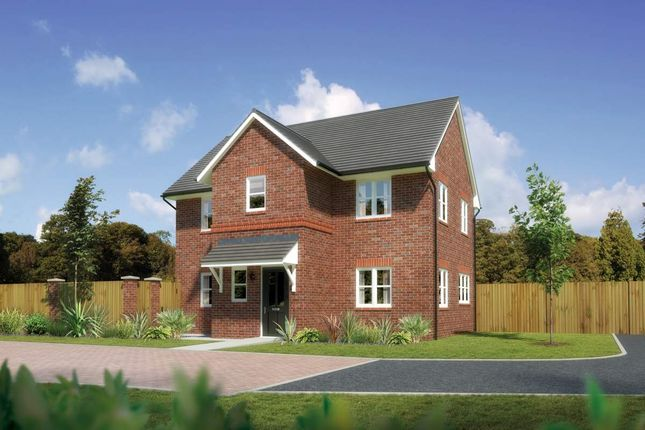 """Thumbnail Detached house for sale in """"Westwood"""" at Close Lane, Alsager, Stoke-On-Trent"""
