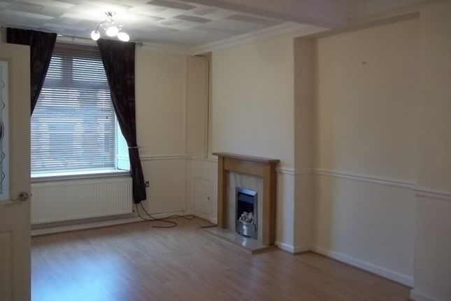 Thumbnail Terraced house to rent in Penygraig -, Tonypandy