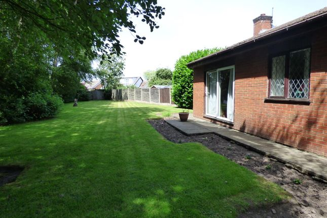 Thumbnail Bungalow for sale in Mill Brow, Eccleston, St. Helens