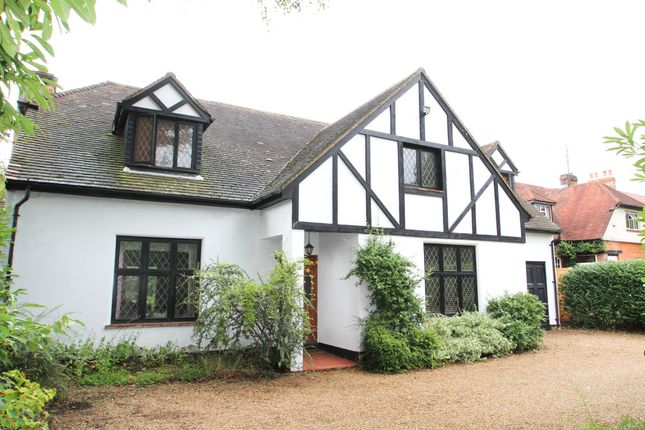 Thumbnail Detached house to rent in Grange Road, Camberley