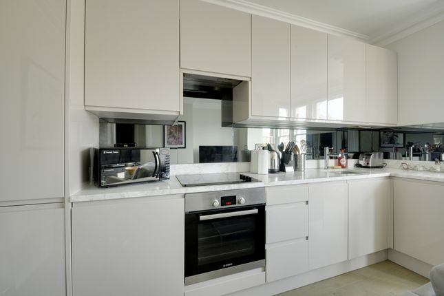 Thumbnail Flat to rent in Twyford Avenue, Acton