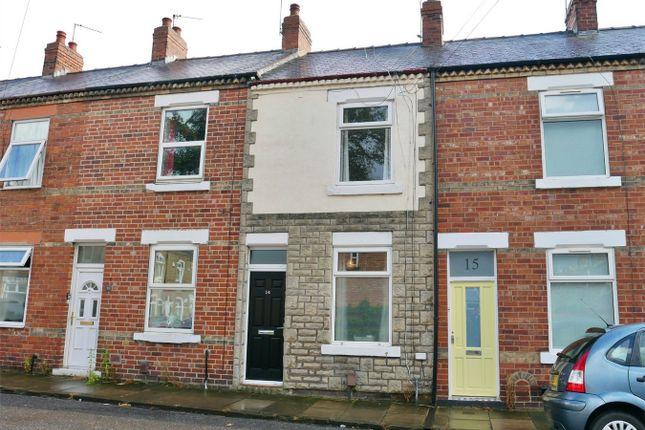 Thumbnail Terraced house for sale in Hanover Street East, Leeman Road, York