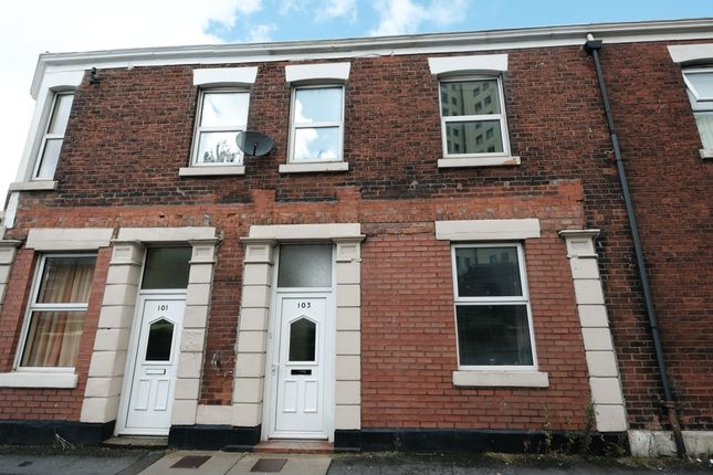 Thumbnail Terraced house to rent in Avenham Lane, Preston