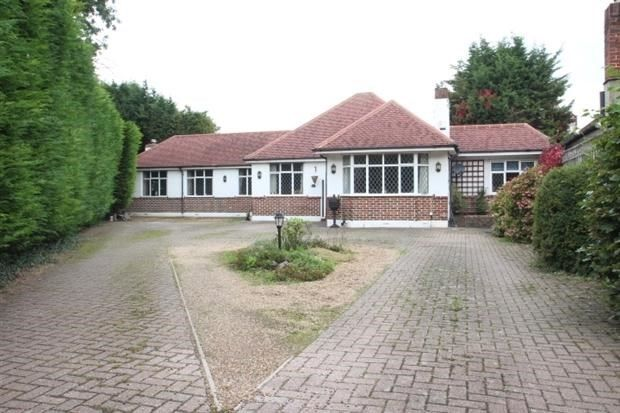 Thumbnail Detached bungalow for sale in Upper Elmers End Road, Beckenham