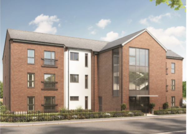 Thumbnail Property for sale in Gresley Way, Copcut, Droitwich