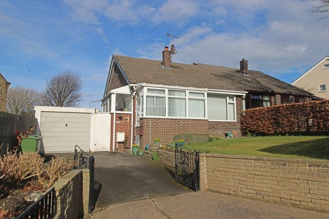 Thumbnail Semi-detached bungalow for sale in Town End Road, Holmfirth