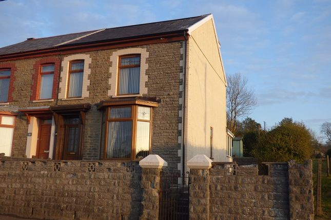 Thumbnail Semi-detached house for sale in Golwg Y Bryn, Seven Sisters, Neath .