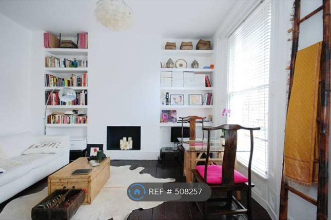 Living Room of Elgin Avenue, London W9