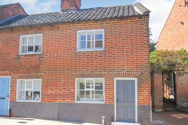 Thumbnail Property for sale in New Street, Woodbridge
