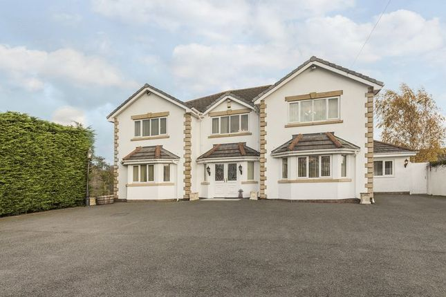 Thumbnail Detached house for sale in High Cross Road, Rogerstone, Newport