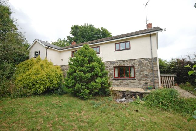 Detached house for sale in Bethania, Llanon